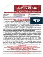 Rail Sampark October December 2013