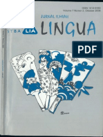 LINGUA STBA LIA  (Vol. 7, No. 2, 2008)