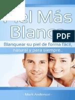 Piel Mas Blanca.