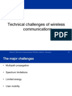Chapter 2 - Challenges of Wireless Communications