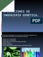 Aplicaciones de ingeniería genética