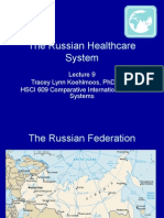 The Russian Healthcare System