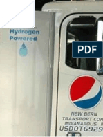 Pepsi Hydrogen Trucks