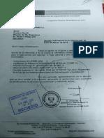 Carta - Comunicado FAME