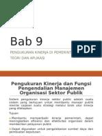 akuntansi sektor publik Bab 9-12