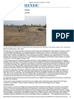 Rakhigarhi, The Biggest Harappan Site - The Hindu