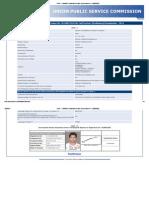 UPSC - Candidate's Application Details (Registration-Id_ 11428625238)