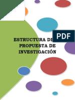 MODULO ESTRUCTURA DE LA PROPUESTA INVESTIGATIVA - DR HERNANDO BEDOYA 2013.pdf