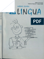 LINGUA STBA LIA (Vol. 8, No. 1, 2009)