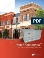 trane foundation 15-25 ton
