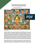17 Pandits of Nalanda