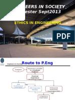 EIS - Ethics