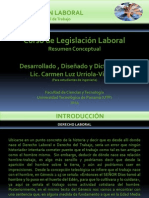 Curso de Legislación Laboral Panamá - 2014