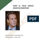 Analisis astrológico sobre el asesinato del fiscal Nisman en Argentina