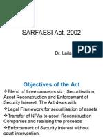 Sarfaesi Act, 2002