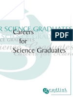 Careers for Science Graduates