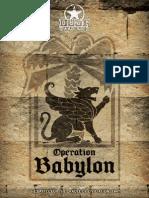 Dust Warfare Babylon Campaign
