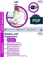Diodes and Capacitors