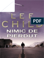 Lee Child - [Jack Reacher - 12] - Nimic de P ierdut