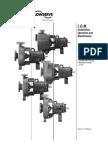 Flowserve Durco Mark III Alloy Pump IOM