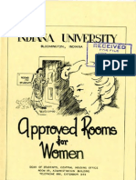 Approved Rooms