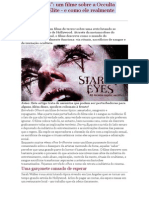 Starry Eyes - Um Filme Sobre a Occulta Hollywood