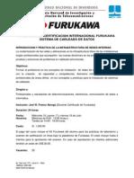 Curso Internacional FURUKAWA