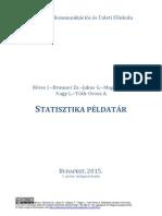 Statisztikai Példatár 2015 (1)