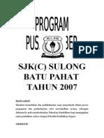 Program Pusat Sumber Sekolah