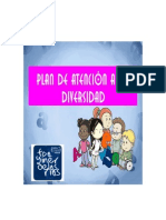 Plan Atencion a La Divers Id Ad 09-10