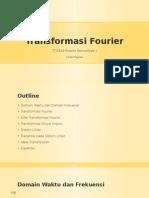 [01] Transformasi Fourier