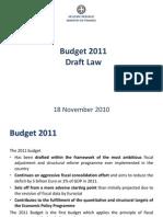20101118_budget+2011_EN