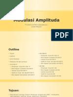 [02] Modulasi Amplituda