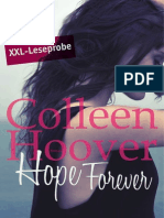 Xxlleseprobe Hope Forever 9783423425513