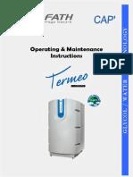 Notice Terméo Cap' V1.1 GB