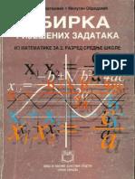 II - Zbirka Zadataka Iz Matematike