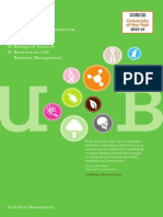 Bioscience Sug Brochure