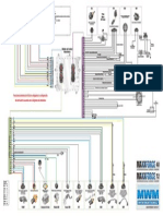 MWM MaxxForce® 4 8 y 7 2 Diagrama