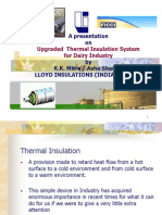 Piping Insulation - Pur & Pir
