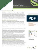 G360 Datasheet Improving Processes
