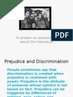 holocaust gcse question