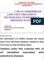 Project of Disinfection