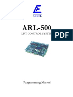 Arl-500 Programming Manual v18