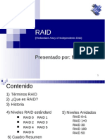 Presentacion TaF RAIDMaria