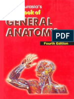 B D Chaurasia's Handbook of General Anatomy (4th Ed)
