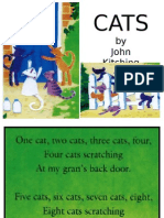 Year 5 Poem - Cats