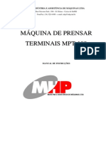 Manual MPT 100