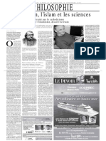Ernest_renan_le_devoir l'Islam & Les Sciences
