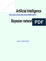 Cps270 Bayes Nets