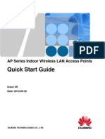 AP Series Indoor Wireless LAN Access Points Quick Start Guide 06